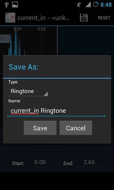 ringtone maker apk old version