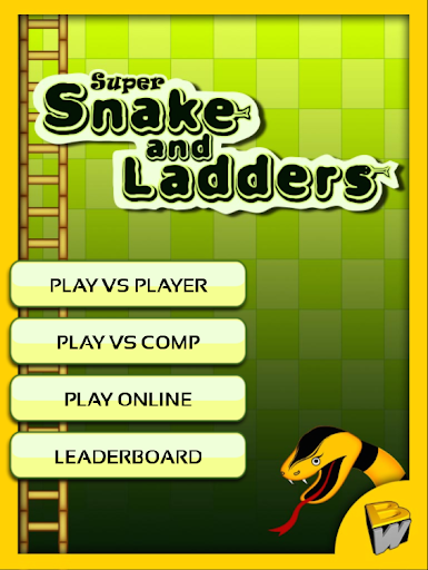 Super Snake And Ladders