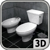 Escape 3D: The Bathroom