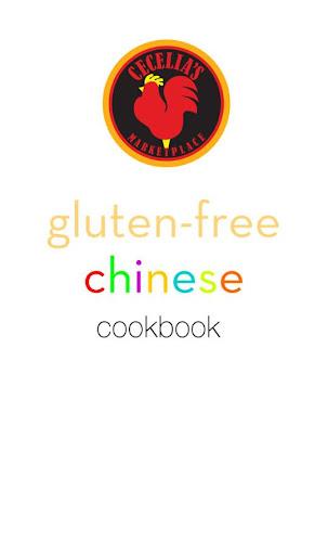 Gluten Free Chinese Cookbook