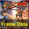 SFxT Frame Data App. logo