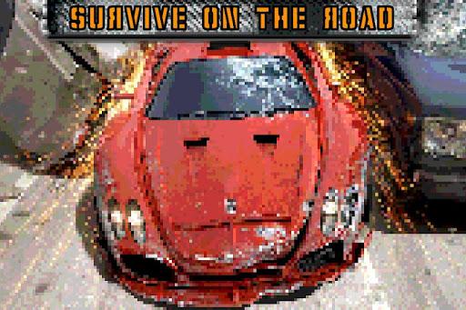 カーレースの生存者 - CRS
