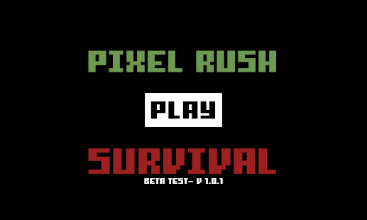 Pixel Rush Survival - screenshot thumbnail