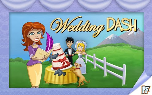 Wedding Dash- screenshot thumbnail