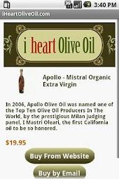 I Heart Olive Oil!