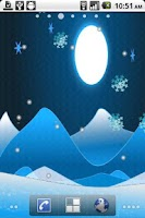 Screenshot of Christmas Night Free