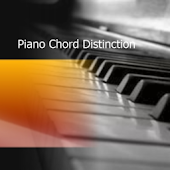 Piano Chord Distinction
