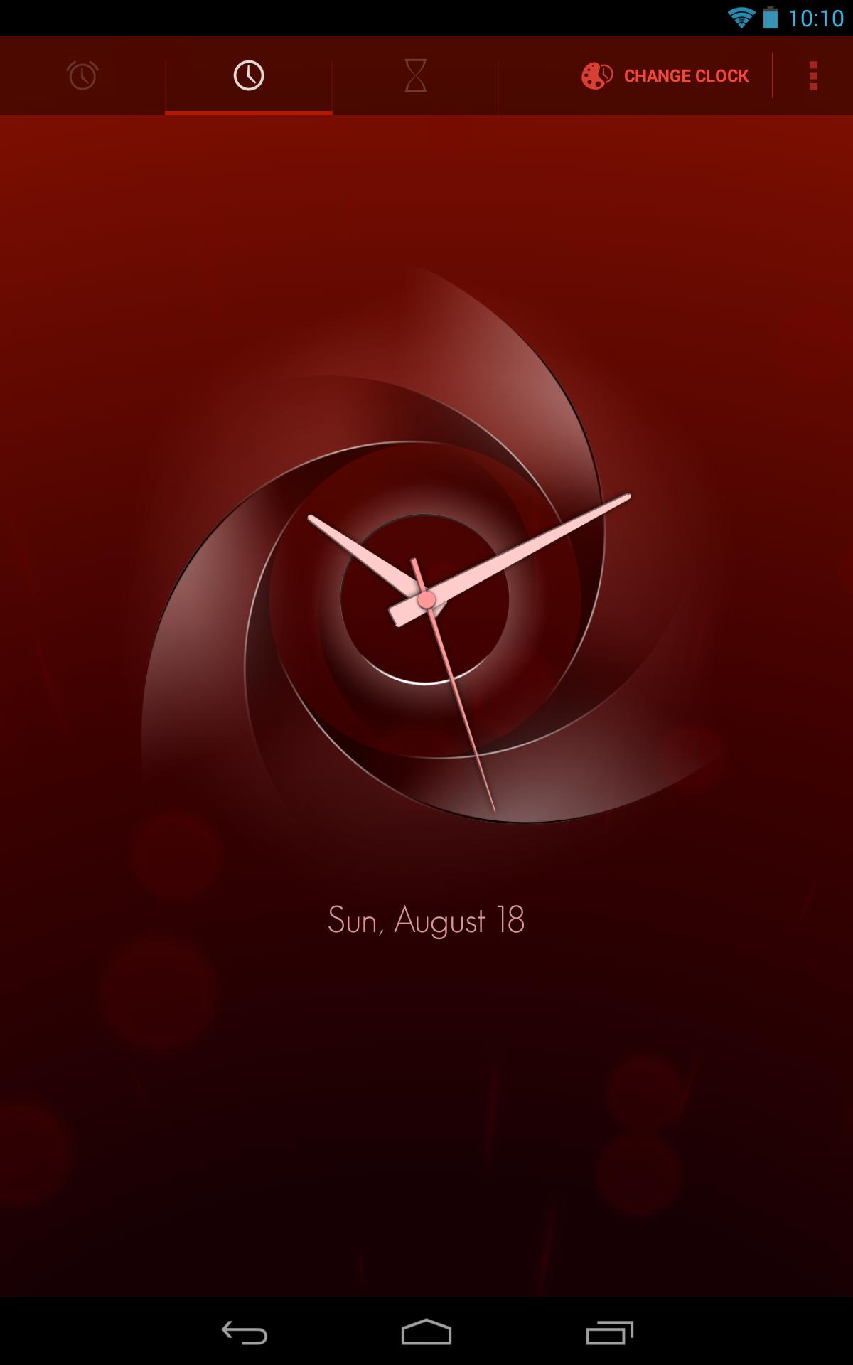 Timely Alarm Clock screenshot #14