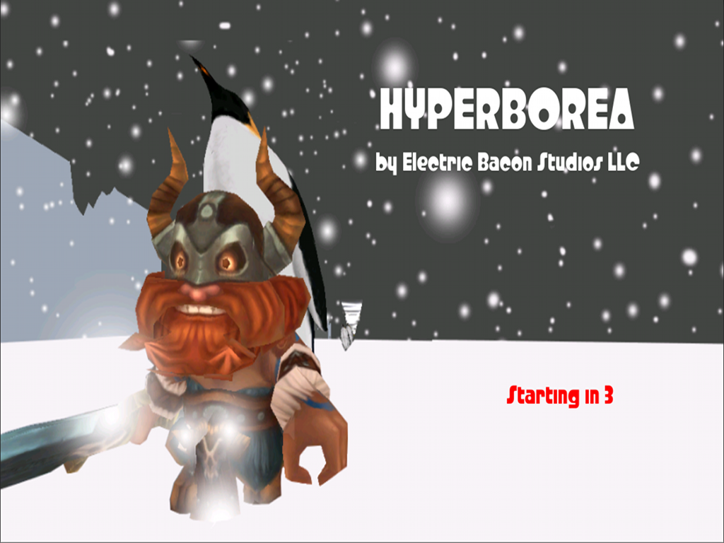 Hyperborea- screenshot