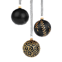 Christmas Ornament Black icon