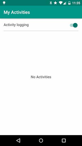 ActivityLogger