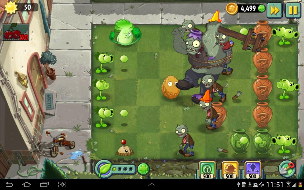 Plants vs Zombies 2 Mod Apk (Unlimited Money/Gems) 6
