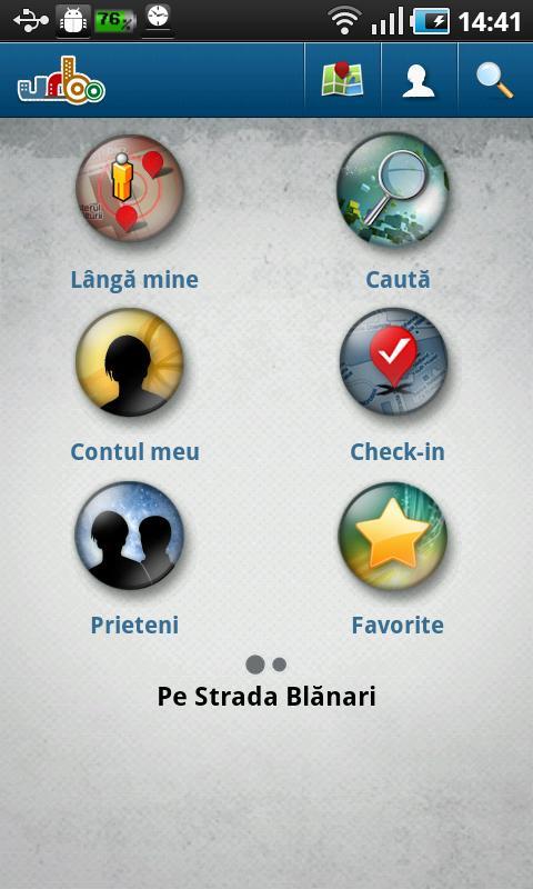 Urbo.ro- screenshot