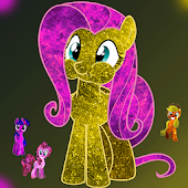 My Little Pony Drag Puzzle