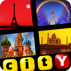 4 Pics 1 City for PC and MAC