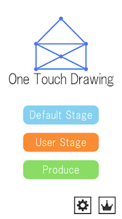 One Touch Drawing by Creation