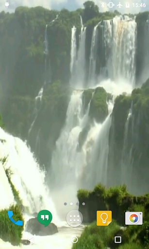 Falls Iguazu Live Wallpaper