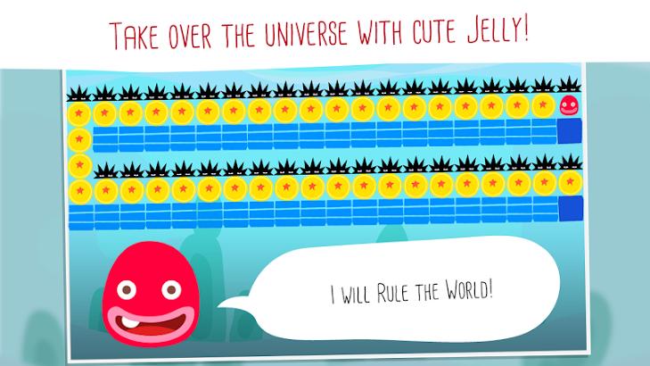 JellyKing : Rule The World screenshot