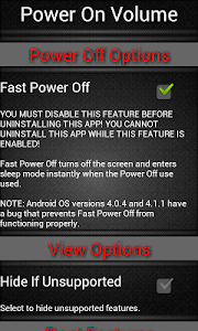 Power On Volume (Button Fix) screenshot 5