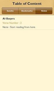 i-Quran - screenshot thumbnail