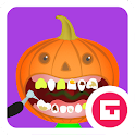 Tiny Dentist Halloween icon