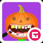 Tiny Dentist Halloween icon