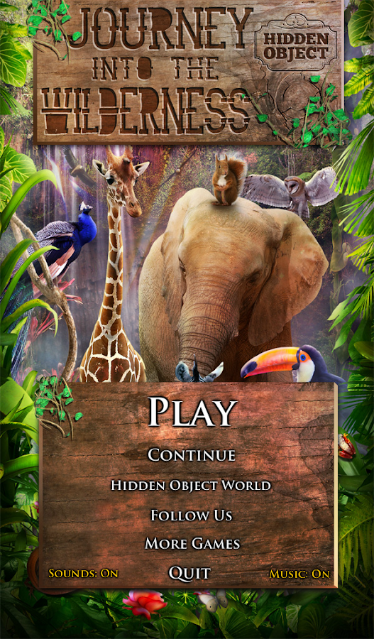 Hidden Object Wilderness FREE! - screenshot