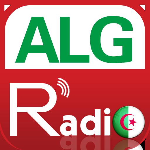 阿爾及利亞廣播電台 LOGO-APP點子