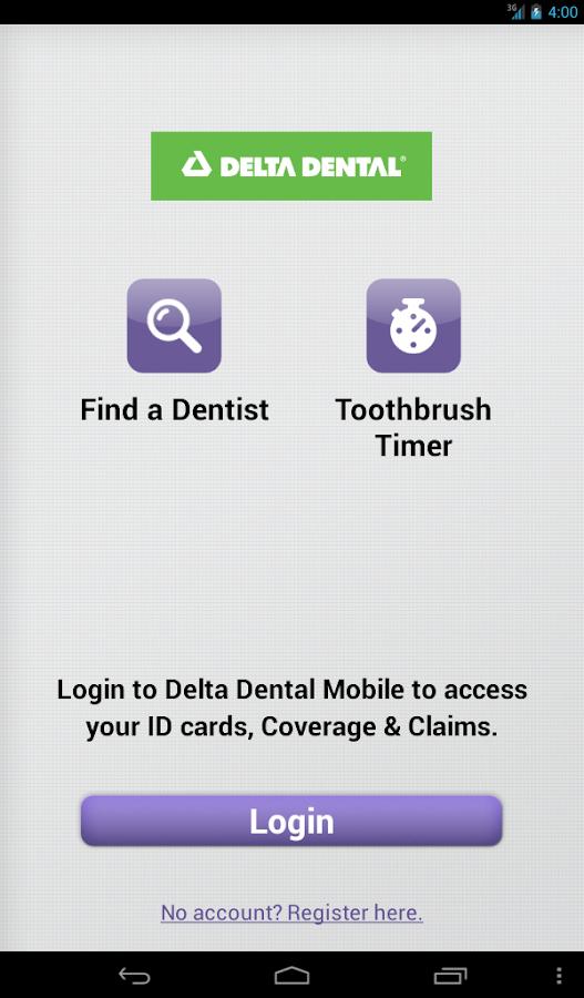 Delta Dental - screenshot