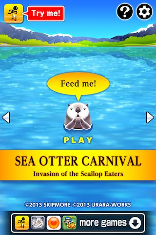 SEA OTTER CARNIVAL 1.1.2 Windows u7528 1