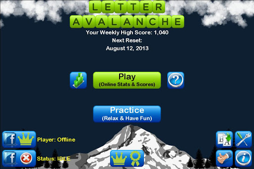 Letter Avalanche