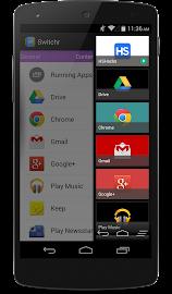 Switchr - App Switcher Screenshot 3