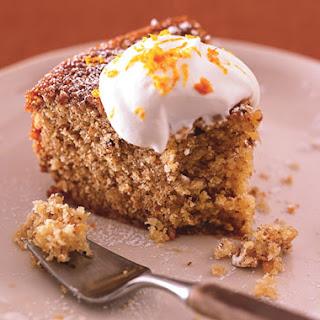 Walnut-Orange Cake