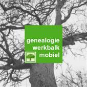 Genealogie Werkbalk Mobiel