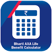 Bharti AXA Life Benefit Calc