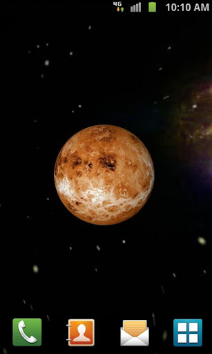 3D Venus Live Wallpaper