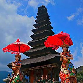 Tanah Lot - Bali by Merah Putih - City,  Street & Park  Amusement Parks