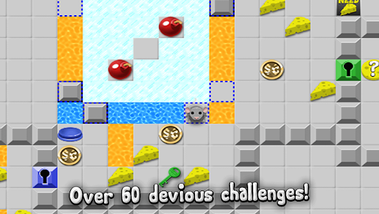 Rodent Rush - Puzzle Challenge- screenshot thumbnail