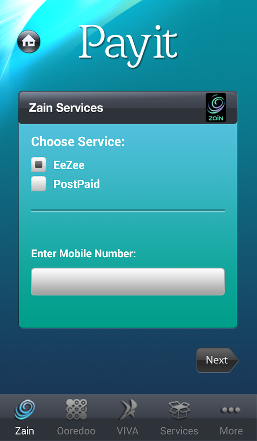 Payit- screenshot