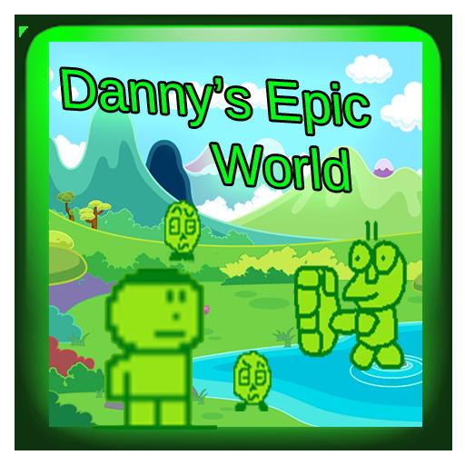 Danny's Epic World LOGO-APP點子