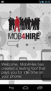 Mob4Hire Labs- screenshot thumbnail