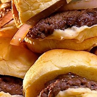 Mini Italian Pub Burgers Recipe