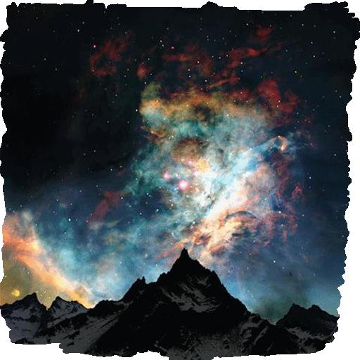 Star volcano live paper