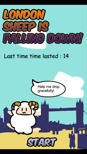 London Sheep is Falling Down