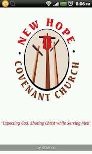 New Hope Covenant Church - screenshot thumbnail