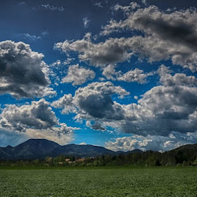 by Jani Matko - Landscapes Cloud Formations
