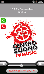 Radio CENTRO SUONO- screenshot thumbnail