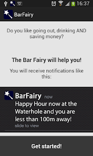 BarFairy- screenshot thumbnail