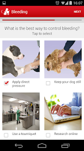 Pet First Aid - Red Cross Screenshot 3