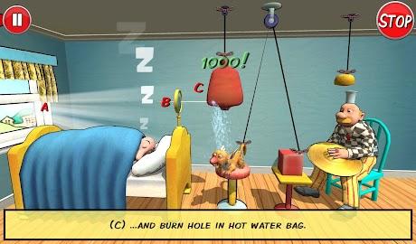 Rube Works: Rube Goldberg Game Screenshot 14